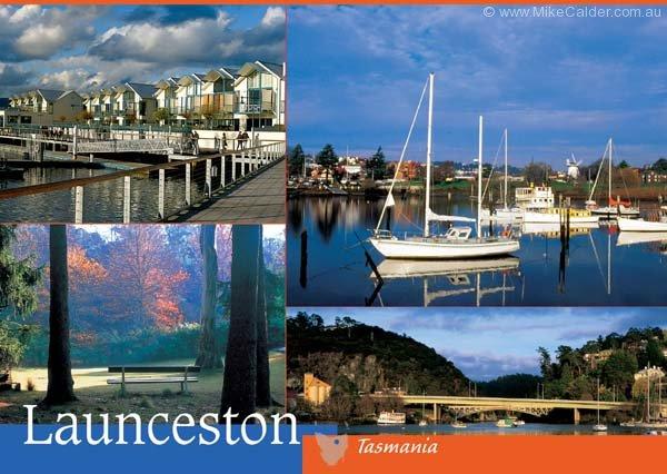 Launceston Tasmania