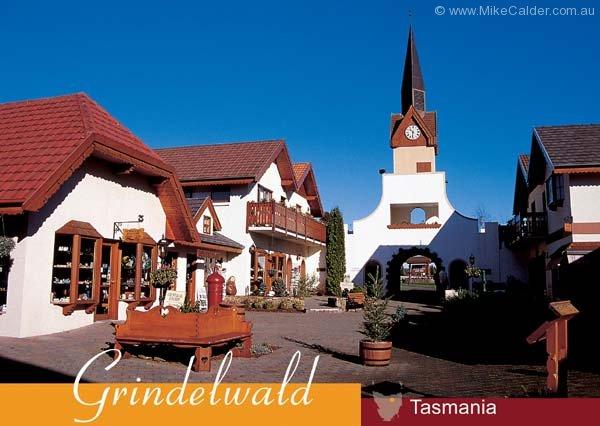 Grindelwald Tasmania