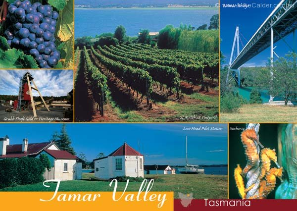 Tamar Valley Tasmania
