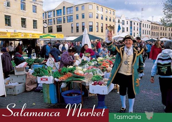 salamanca markets Tasmania