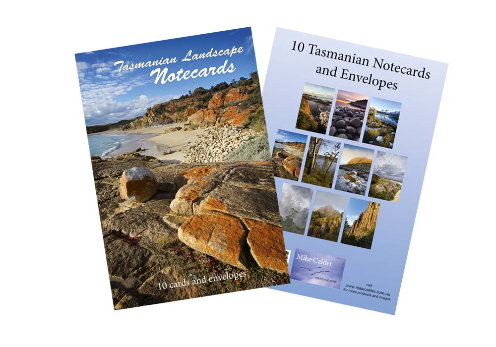Landscape Notecard pack
