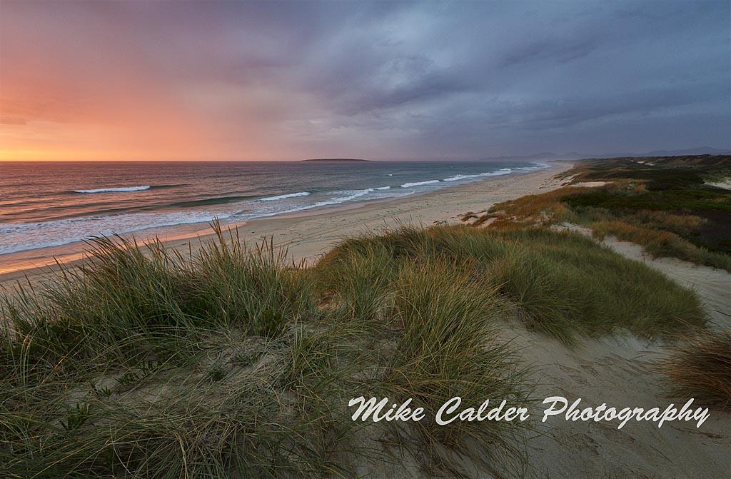 Peron Dunes Sunrise