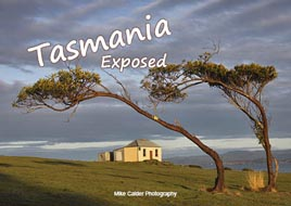 Tasmania Exposed booklet cover