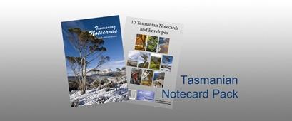Tasmanian Notecard Pack-sml