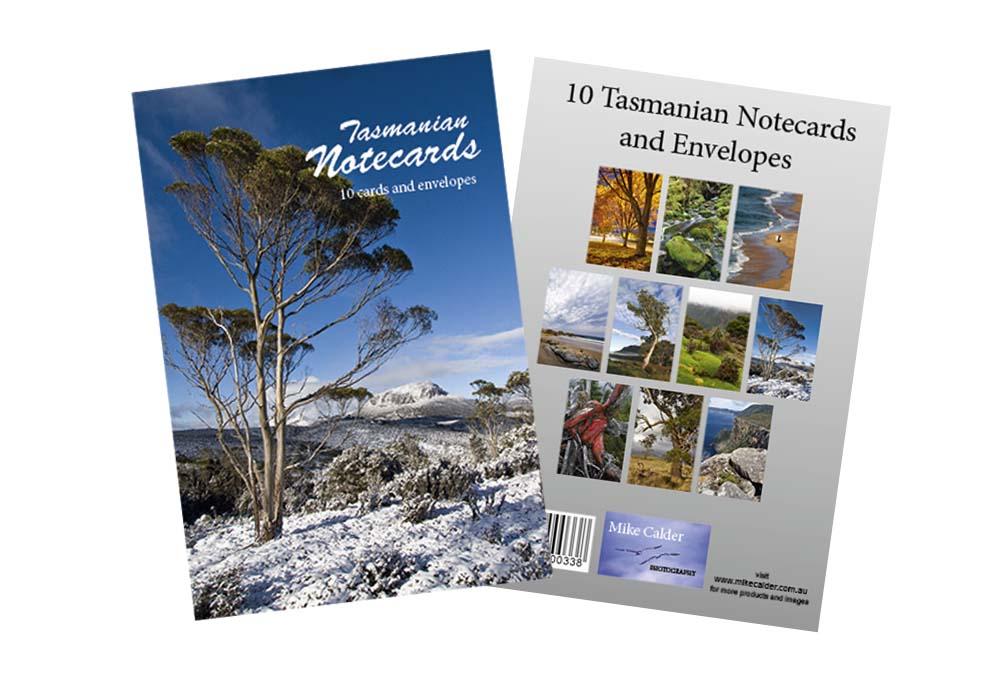 Tasmania Notecard pack