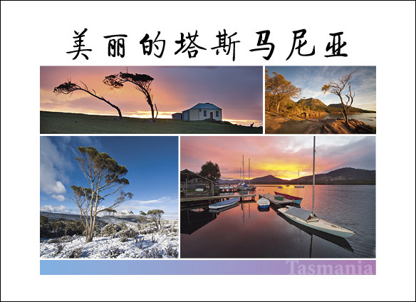 This Island: Tasmania Chinese Version