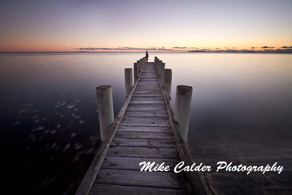 Whitemark Jetty, Flinders Island