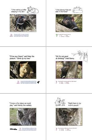 Tasmanian Childrens book